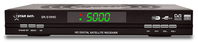 StarSat SR-S10 HD