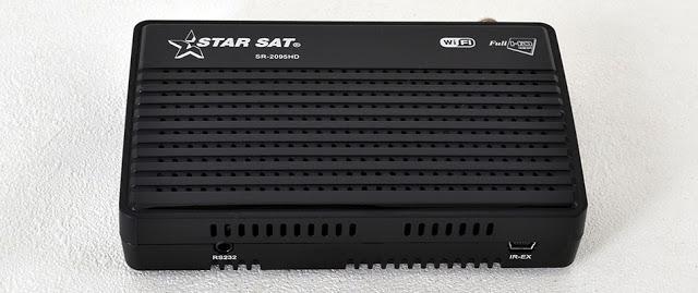 StarSat SR-2095 HD