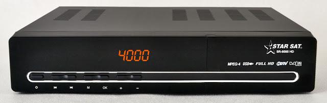 StarSat SR-8585 HD