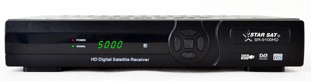 StarSat SR-9100 HD
