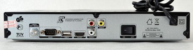 StarSat SR-9898 HD
