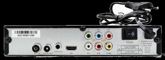 StarSat SR-88 HD Software