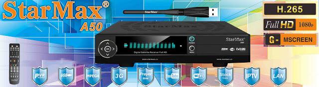 StarMax A50 Software