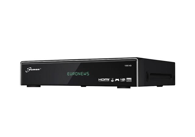 TRUMAN TM 1000 HD Software