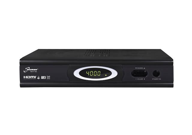 TRUMAN TM 777 HD Software