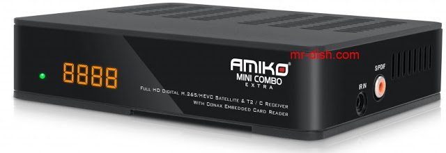 AMIKO MINI COMBO EXTRA mr-dish.com