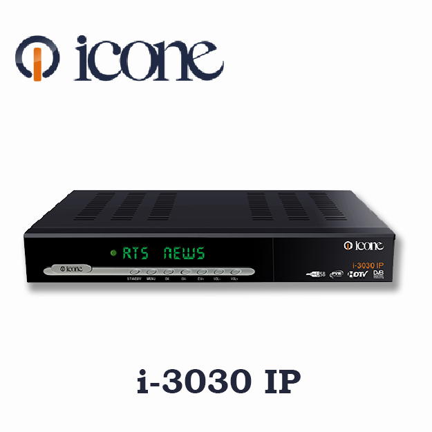 Icon i-3030 IP Receiver Software, Tools