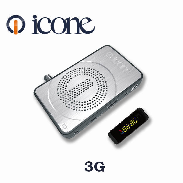 Icon 3G Satellite Receiver Software, Tools