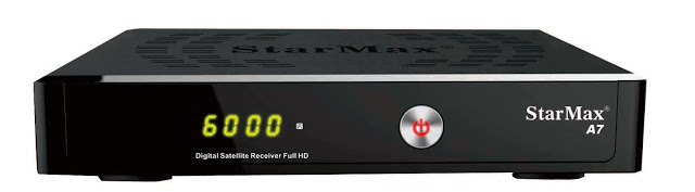 StarMax A7 HD Receiver Software, Loader, Tools