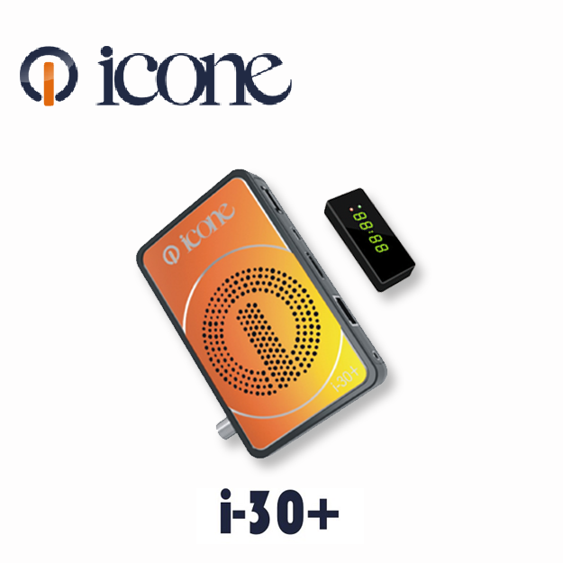 Icon i-30+ Receiver Software, Tools