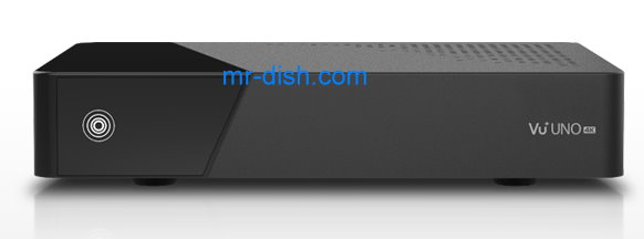 Vu+ Uno 4K Satellite Receiver Software, Images , Tools, Apps