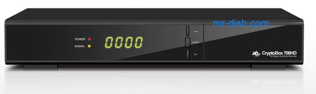AB CryptoBox 700HD Receiver Software, Tools