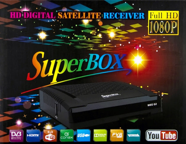 SuperBox WEE G2 GB Satellite Receiver Software, Tools