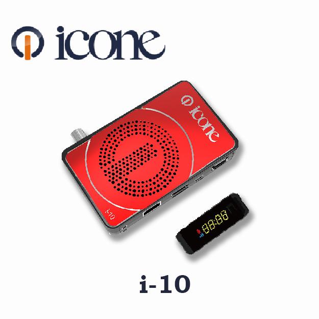 Icon i-10 Satellite Receiver Software, Tools