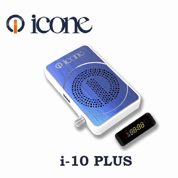Icon i-10 Plus Receiver Software, Tools