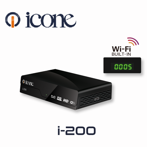 Icon i-200 Receiver Software, Tools