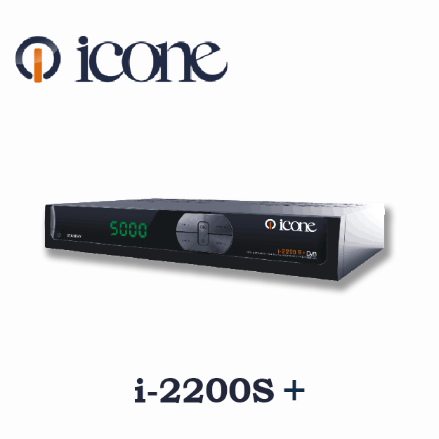 Icon i-2200S+ Satellite Receiver Software, Tools