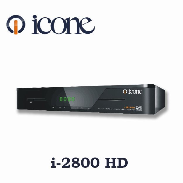Icon i-2800 HD Receiver Software, Tools
