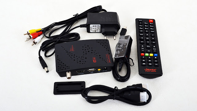 Starsat SR-3080HD Satellite Receiver Software, Tools