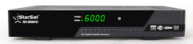 Starsat SR-5959HD Satellite Receiver Software, Tools