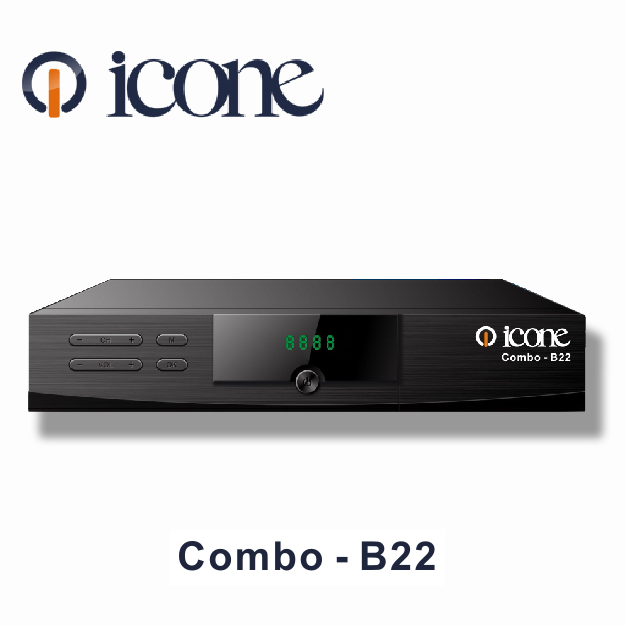 Icon Combo - B22 Satellite Receiver Software, Tools