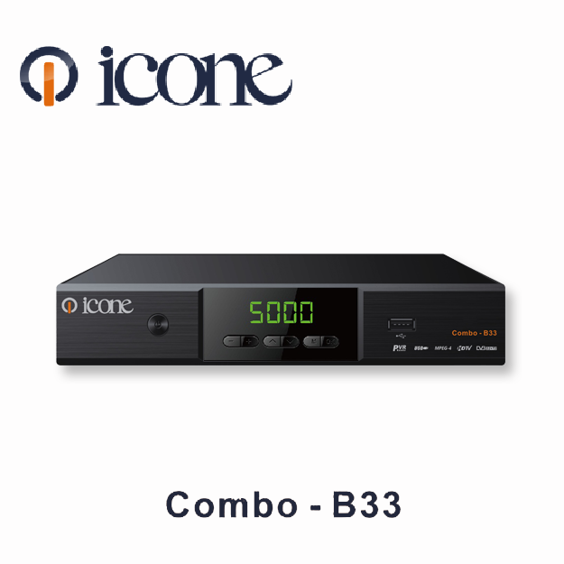 Icon Combo - B33 Receiver Software, Tools