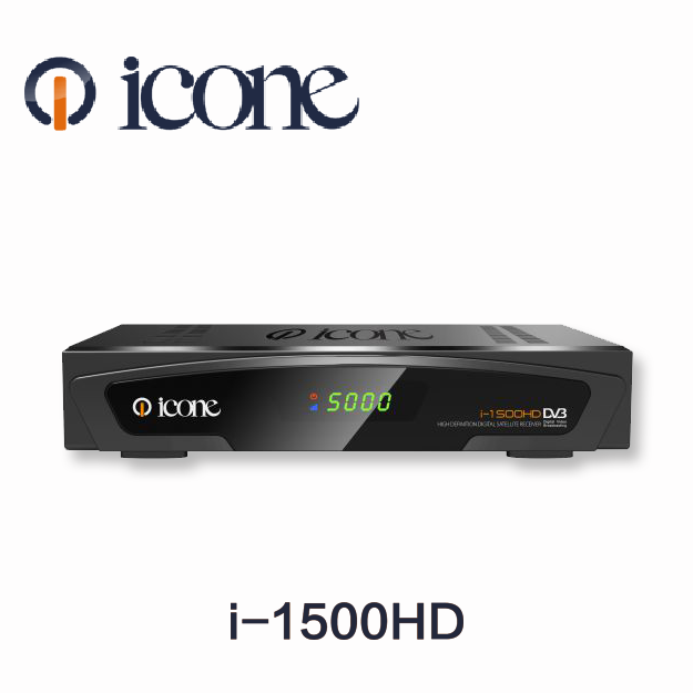 Icon i-1500 HD Satellite Receiver Software, Tools