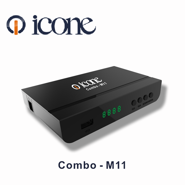 Icon Combo - M11 Satellite Receiver Software, Tools