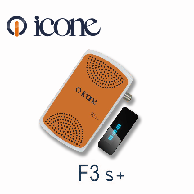 Icon F3 S+ Satellite Receiver Software, Tools