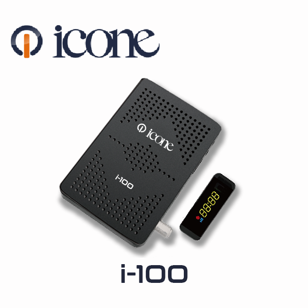 Icon i-100 Satellitwe Receiver Software, Tools
