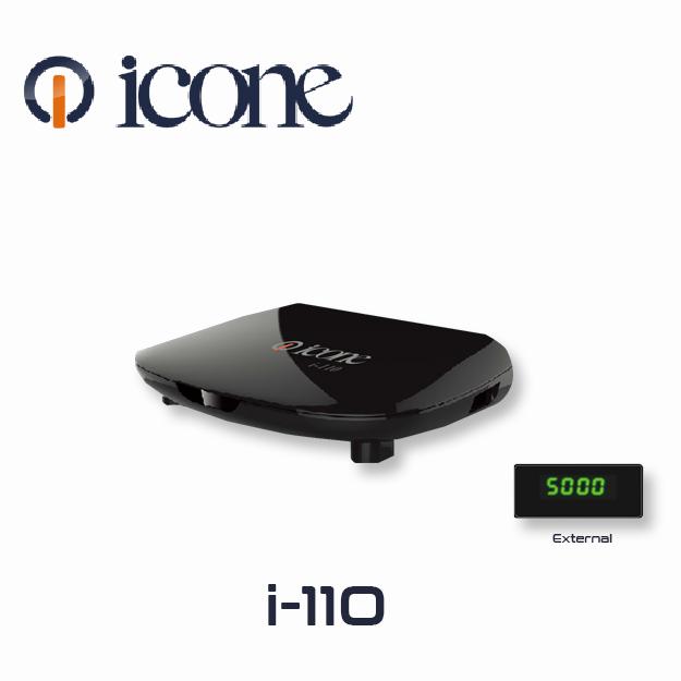 Icon i-110 Satellite Receiver Software, Tools