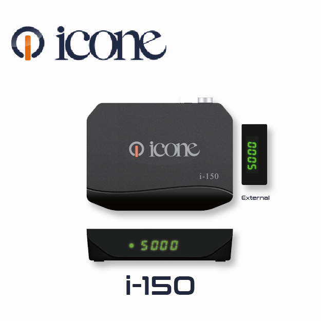 Icon i-150 Satellite Receiver Software, Tools