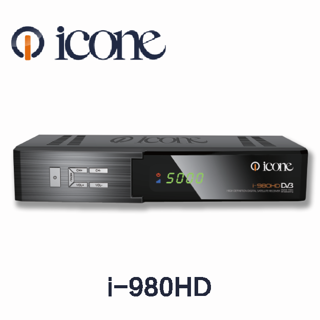 Icon i-980 HD Satellite Receiver Software, Tools