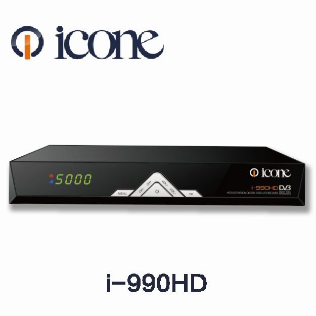 Icon i-990 HD Satellite Receiver Software, Tools