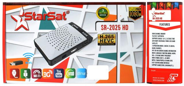 Starsat SR-2050HD White Satellite Receiver Software, Tools