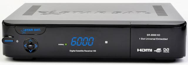 StarSat SR-9999HD