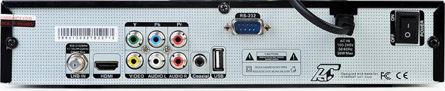 StarSat SR-9850HD