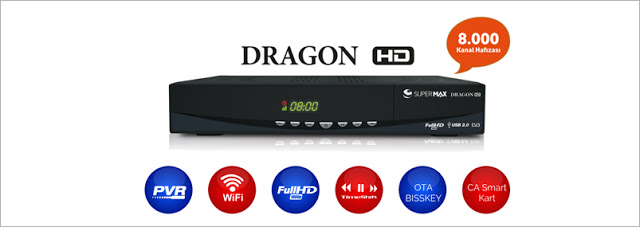 SuperMax SM DRAGON HD