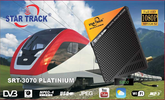 Star Track SRT-3070 PLATINUM Receiver Software, Tools