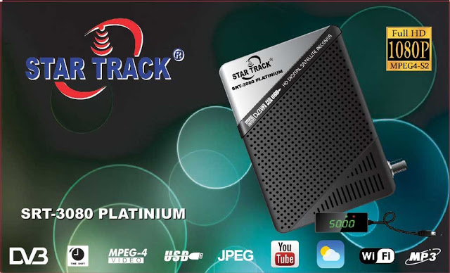 Star Track SRT-3080 PLATINUM Receiver Software, Tools