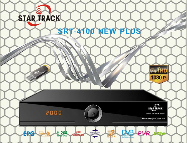 Star Track SRT-4100 NEW PLUS Receiver Software, Tools