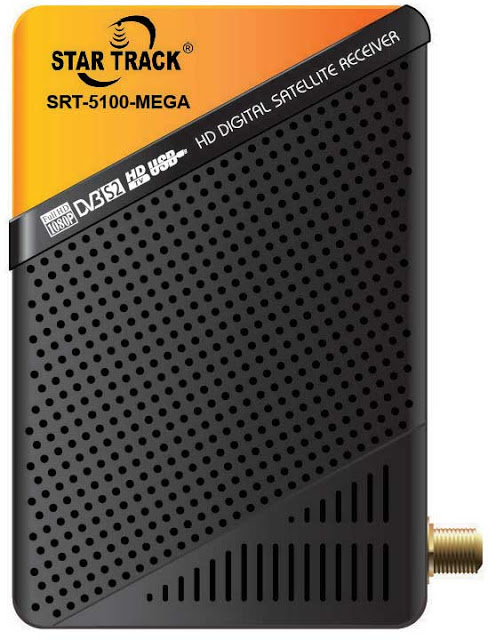Star Track SRT-5100 MEGA Receiver Software, Tools