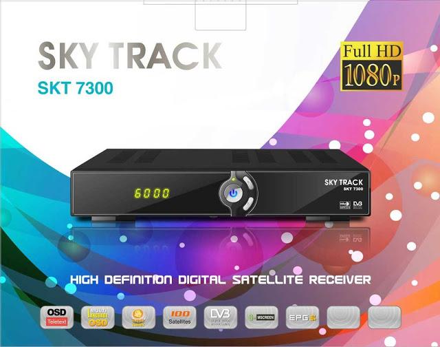 Sky Track SKY TRACK 7300 Receiver Software, Tools