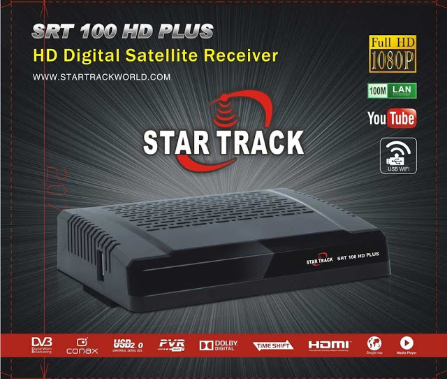 Star Track SRT-100 HD PLUS receiver Software, Tools