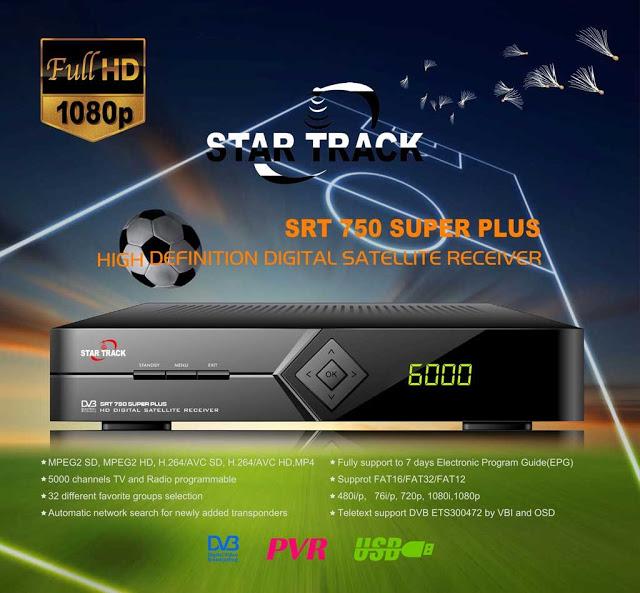 Star Track SRT-750 SUPER PLUS Receiver Software, Tools