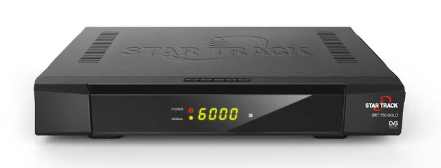 Star Track SRT-750 GOLD Receiver Software, Tools