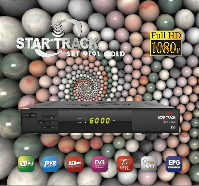 Star Track SRT-9191 Gold Receiver Software, tools