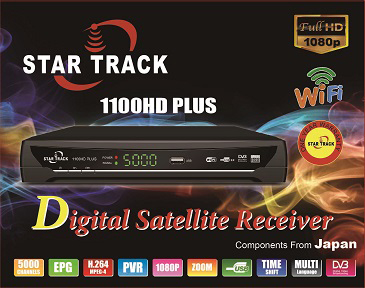 Star Track 1100HD PLUS Receiver Software, Tools