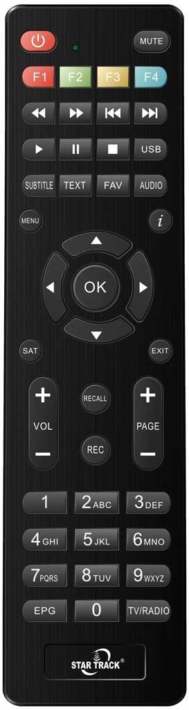 Star Track SRT-5200 HD PLUS Receiver Software, Tools