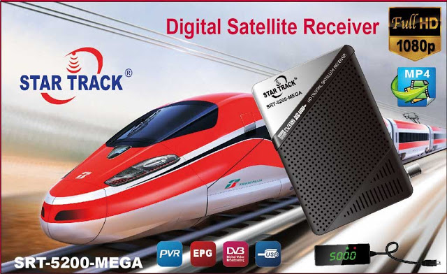 Star Track SRT-5200 MEGA Receiver Software, Tools